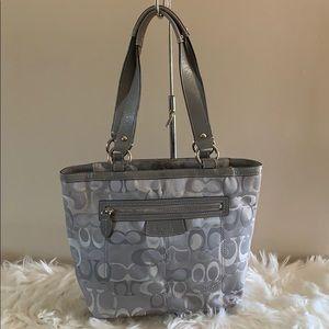 Coach purse tote